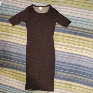 Lularoe Julia Dress Size XXS NWT Lularoe Dress